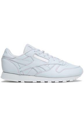 REEBOK Leather sneakers