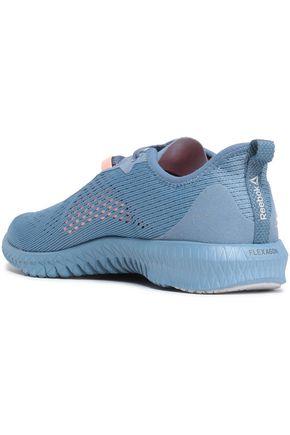 REEBOK Pointelle-knit sneakers
