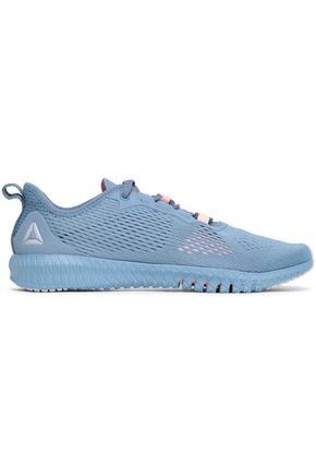 REEBOK Pointelle-knit sneakers