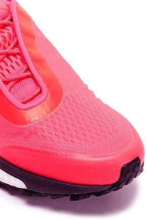 ADIDAS by STELLA McCARTNEY Neon mesh sneakers