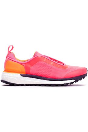 ADIDAS by STELLA McCARTNEY Neon mesh sneakers