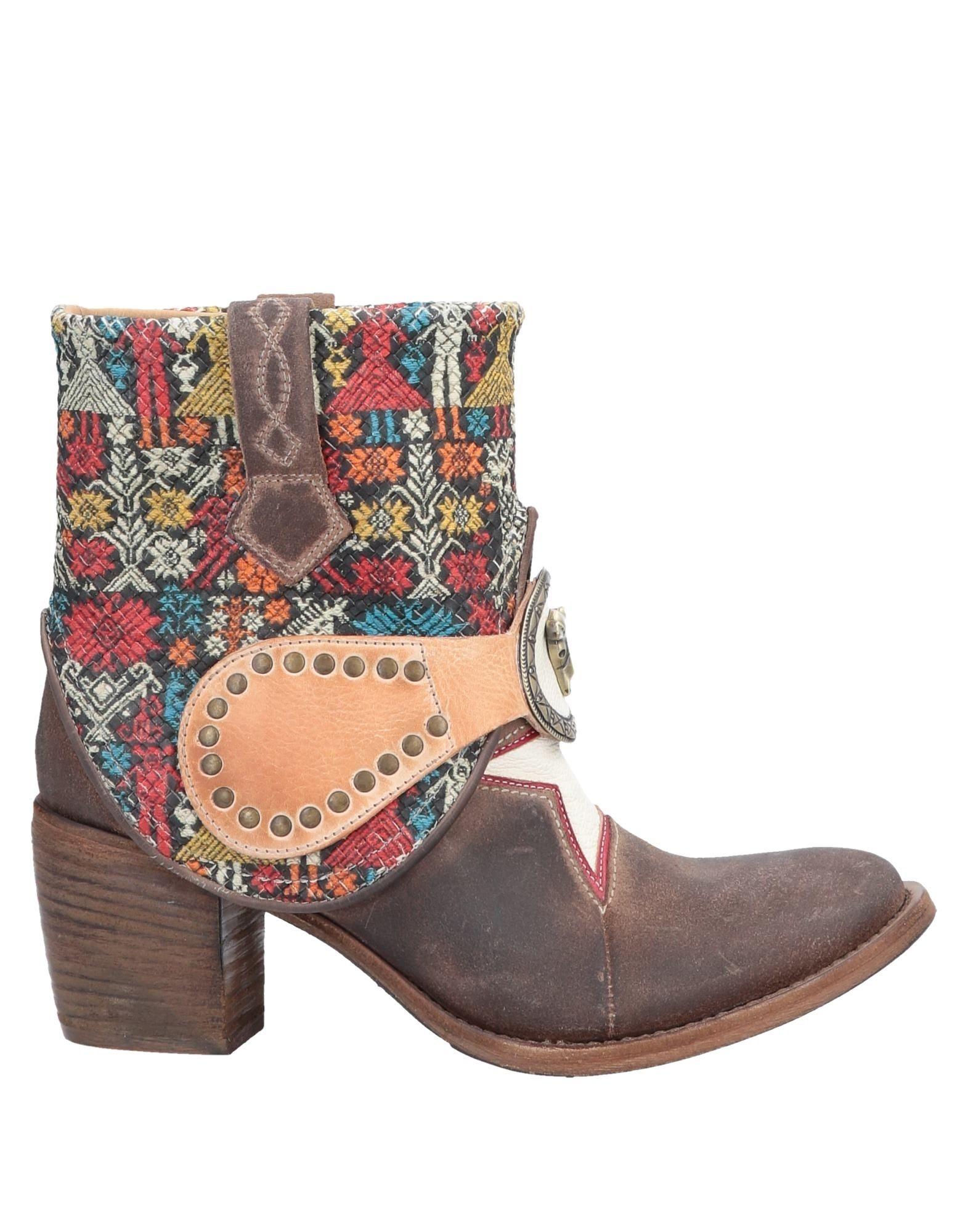 ENRICO FANTINI Полусапоги и высокие ботинки enrico fantini низкие кеды и кроссовки