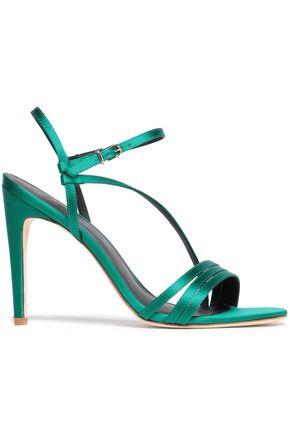 TIBI Satin sandals