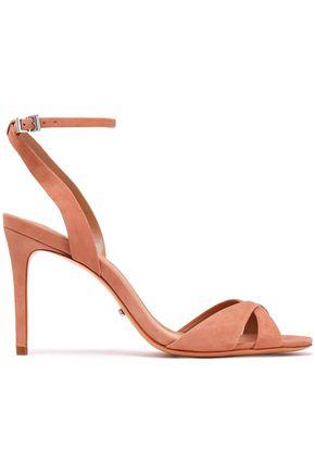 SCHUTZ Olivia suede sandals