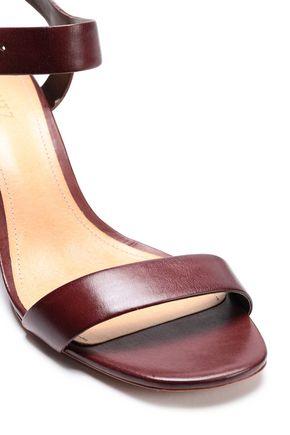 SCHUTZ Leather sandals