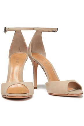 SCHUTZ Suede sandals