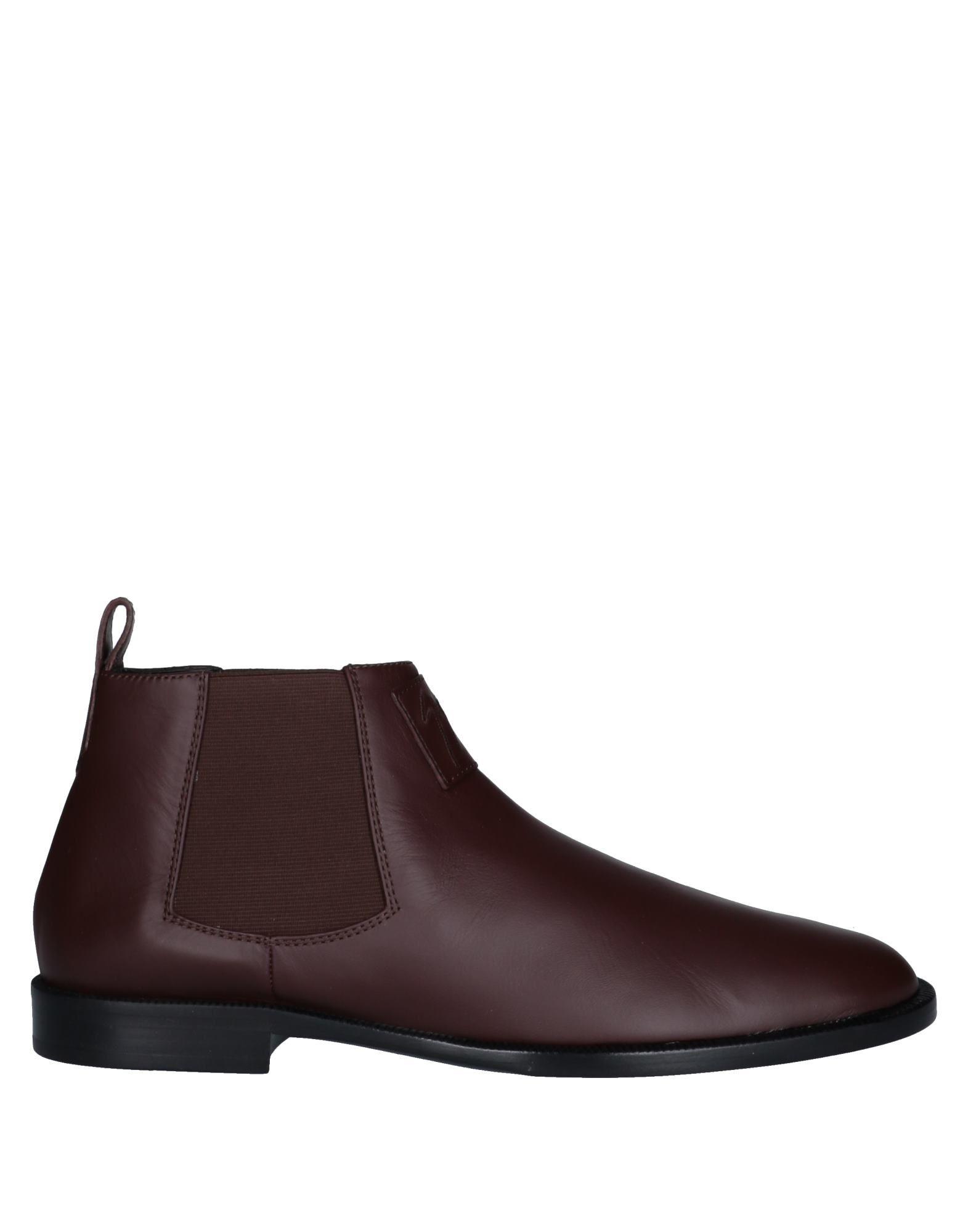 GIUSEPPE ZANOTTI Полусапоги и высокие ботинки ботинки elong elong el025amhcty8