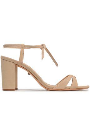 SCHUTZ Hericca suede sandals