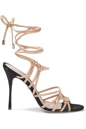 SCHUTZ Gleyce nubuck sandals