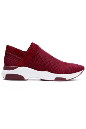 SCHUTZ Stretch-knit sneakers