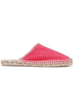 CASTAÑER Kadla cotton-canvas espadrille slippers