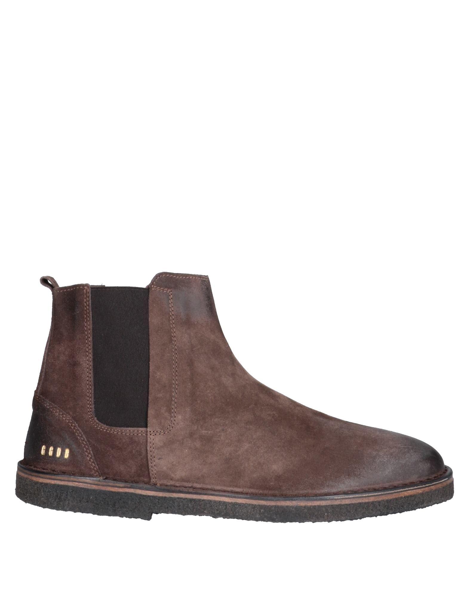 GOLDEN GOOSE DELUXE BRAND Полусапоги и высокие ботинки ботинки мужские golden goose ggdb