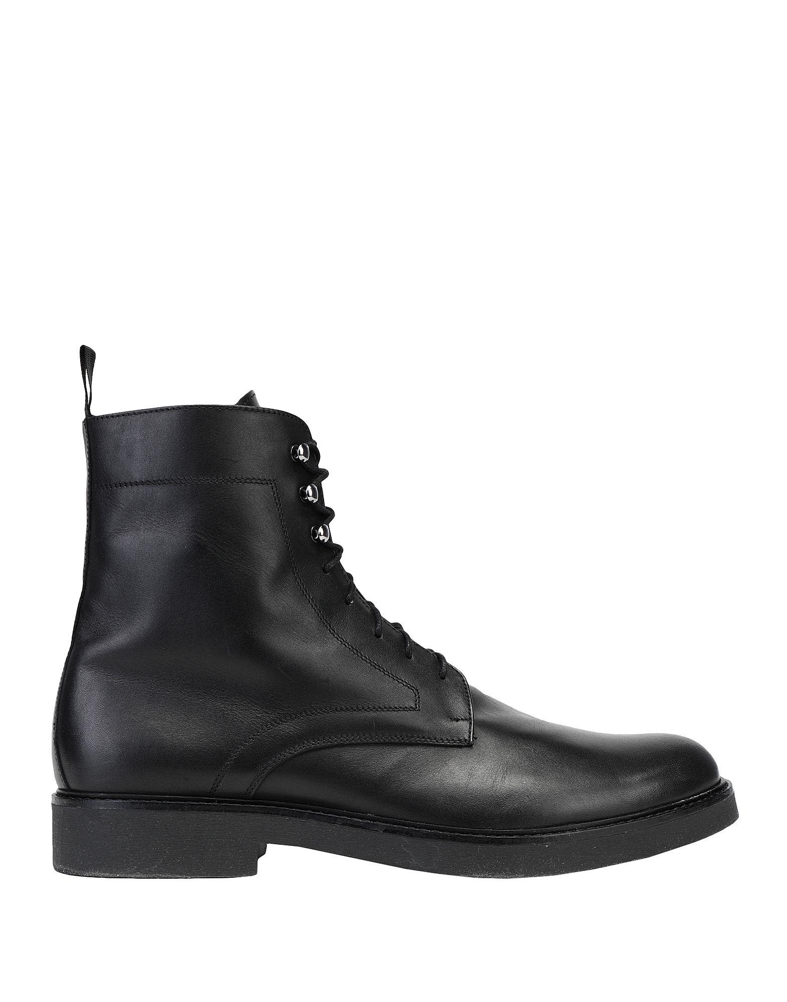 8 by YOOX Полусапоги и высокие ботинки
