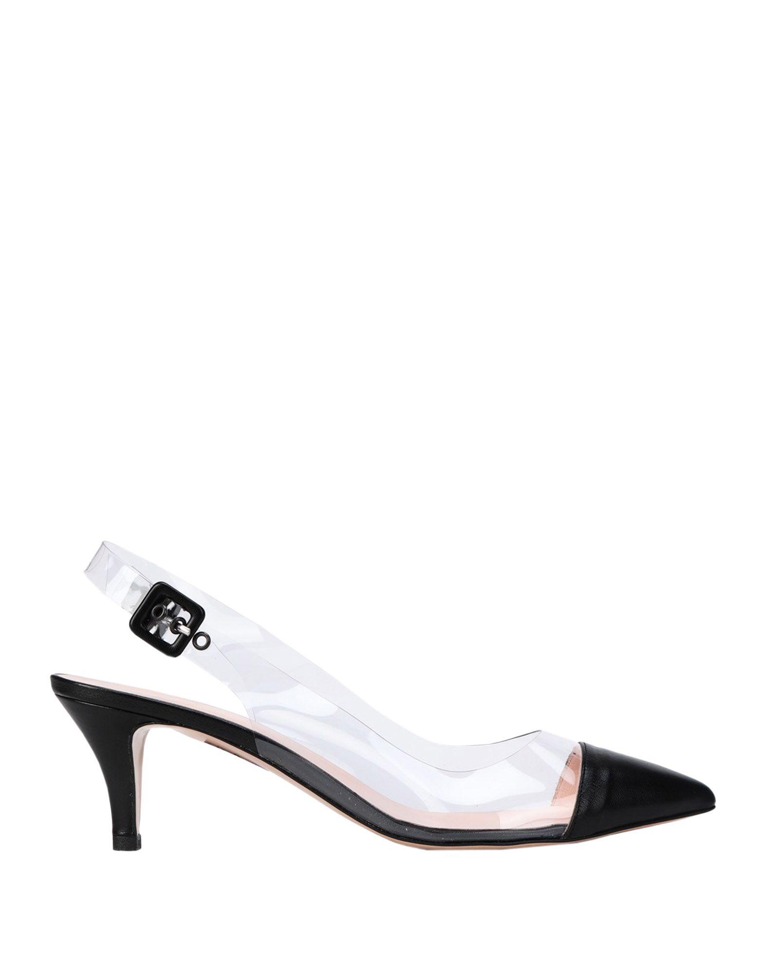 8 by YOOX Туфли туфли с прозрачным каблуком бренд