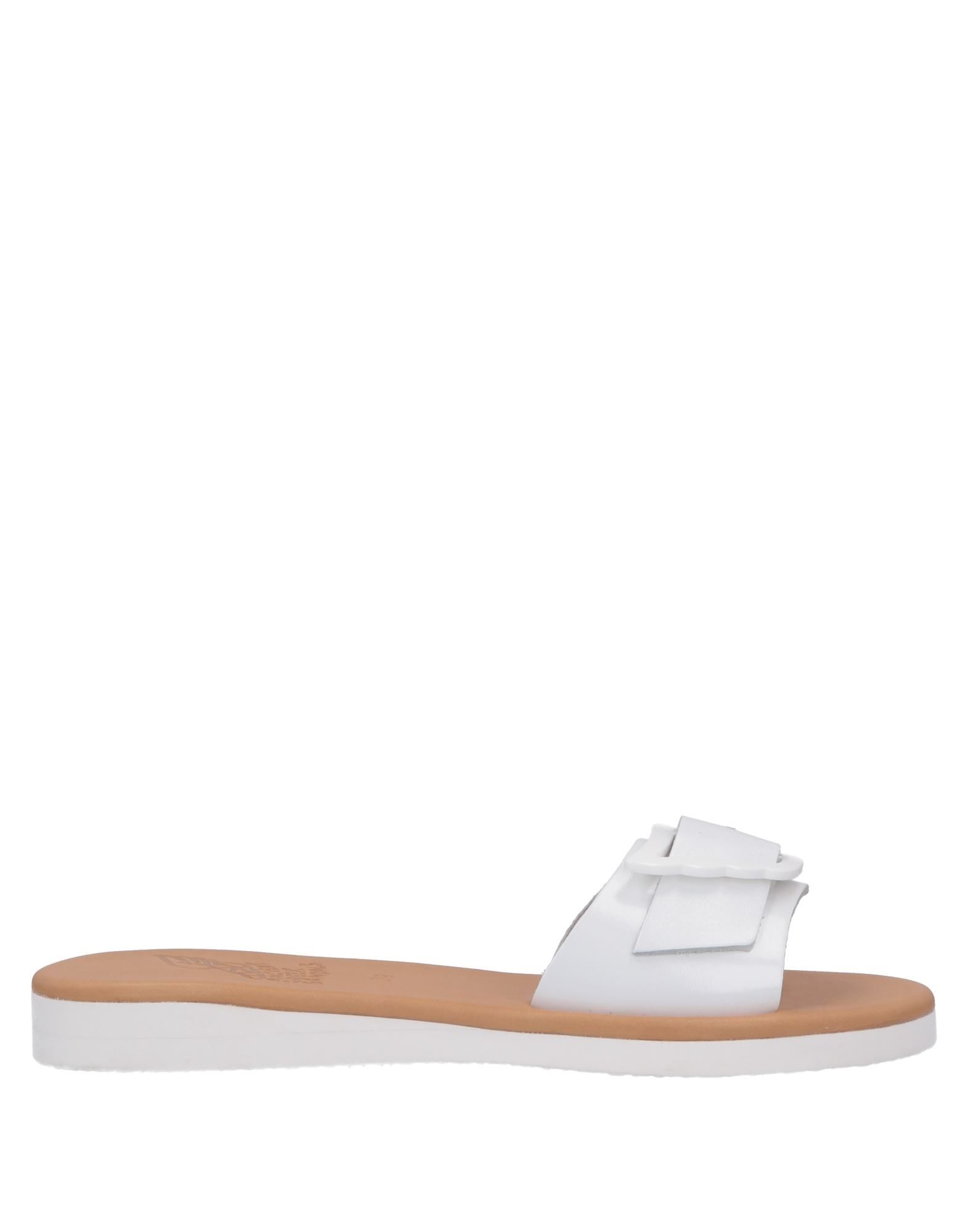 ANCIENT GREEK SANDALS Сандалии heeled sandals roberto botella heeled sandals
