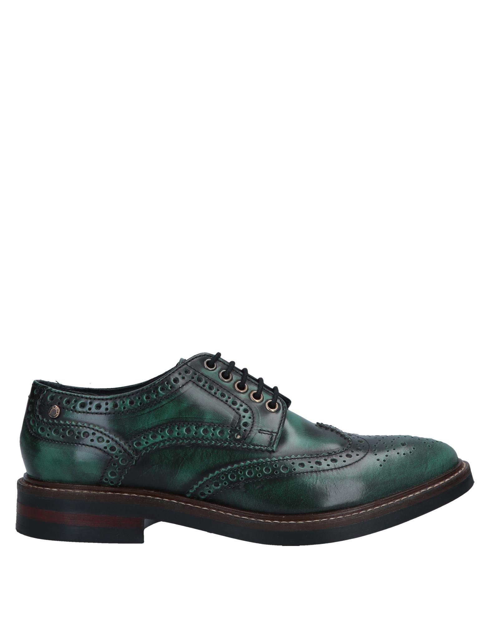 BASE London Обувь на шнурках обувь на высокой платформе buffalo london 2013