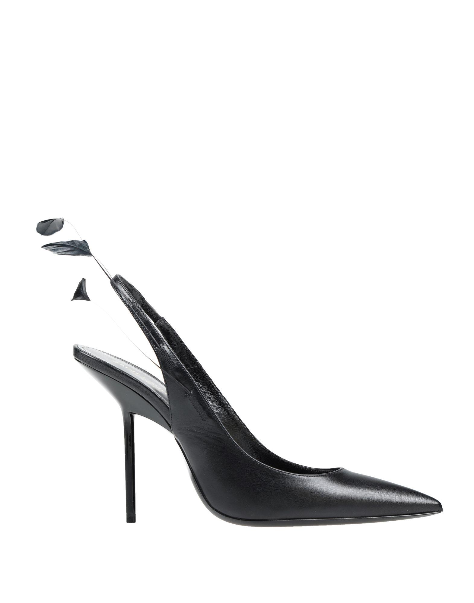 SAINT LAURENT Туфли цены онлайн