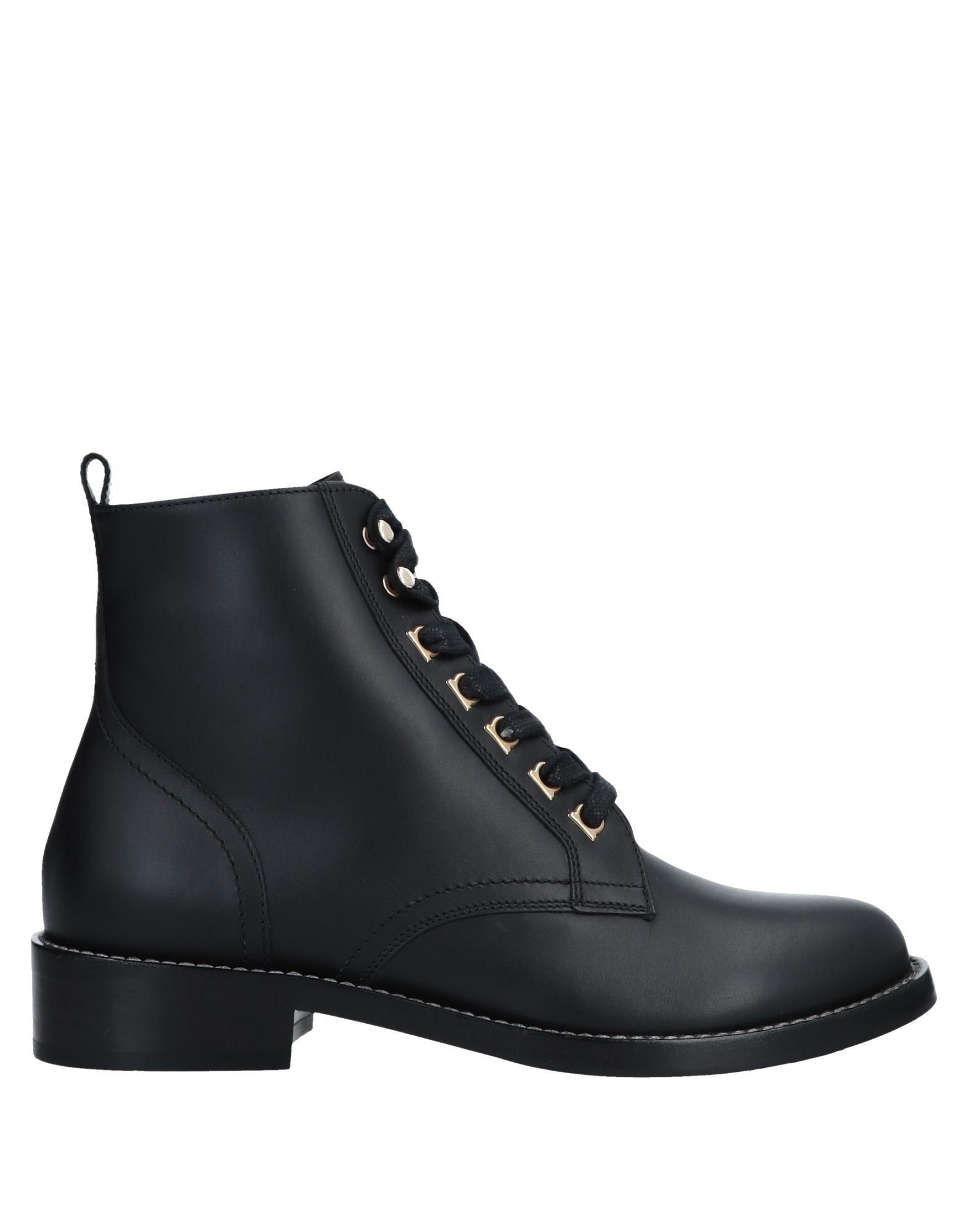 SALVATORE FERRAGAMO Полусапоги и высокие ботинки демисезонные ботинки ferragamo parigi calf hazelnut