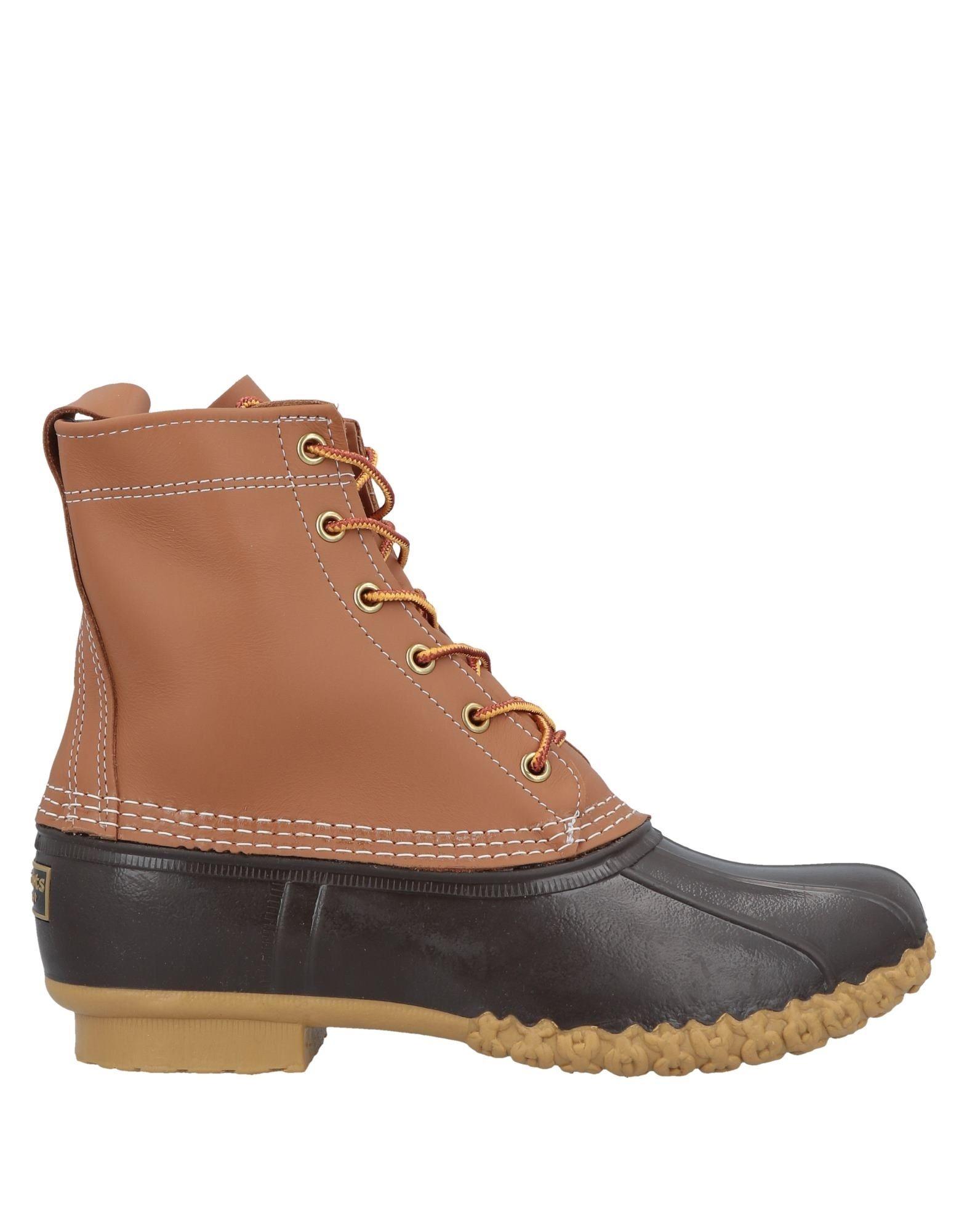 L.L.BEAN® Полусапоги и высокие ботинки ботинки xti ботинки без каблука
