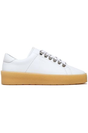 AXEL ARIGATO Two-tone leather sneakers