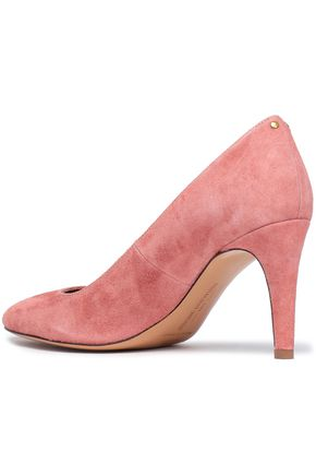JÉRÔME DREYFUSS Suede pumps