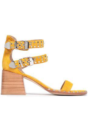 SIGERSON MORRISON Studded suede sandals