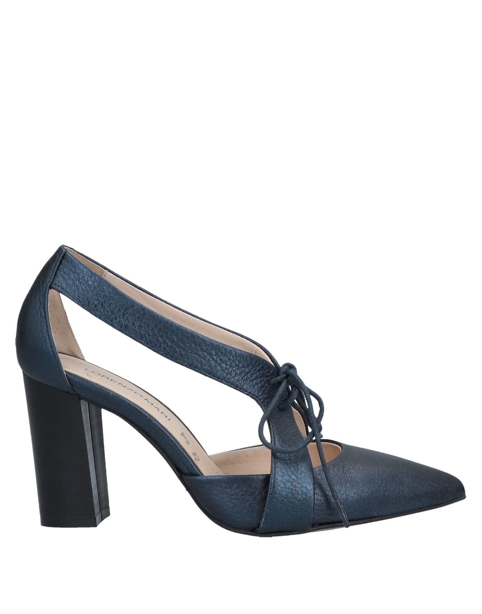 LORENZO MARI Туфли цены онлайн