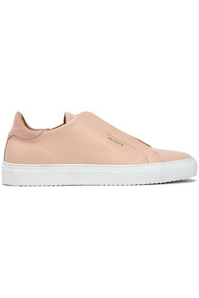 AXEL ARIGATO Leather slip-on sneakers