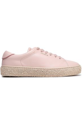 AXEL ARIGATO Tennis leather sneakers