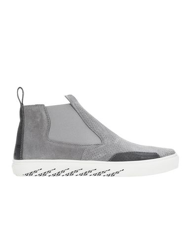 S0522 SLIP-ON MID (SUEDE, PERFORATED LEATHER, PERFORATED SUEDE)