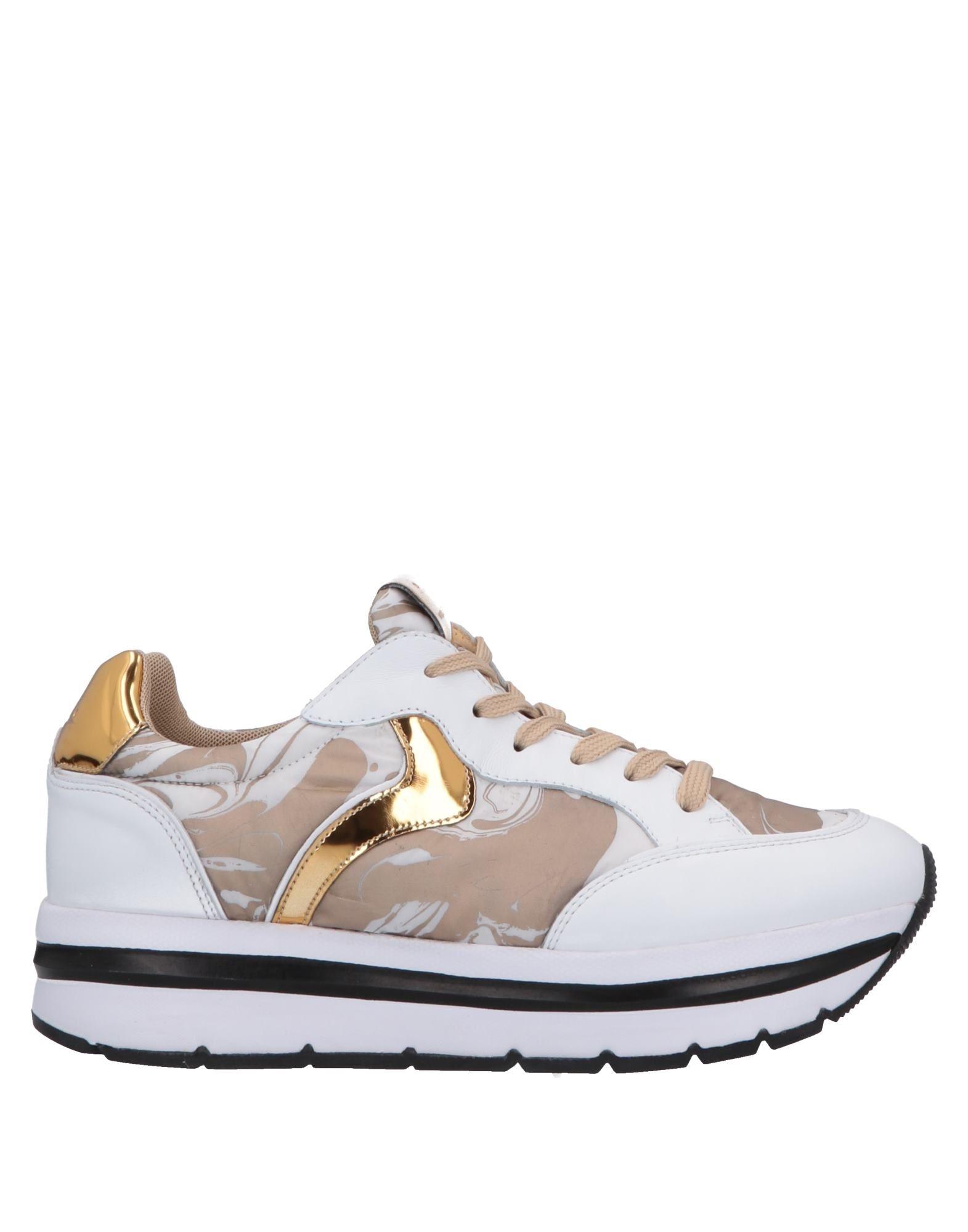VOILE BLANCHE Низкие кеды и кроссовки кроссовки voile blanche voile blanche vo011awceol2