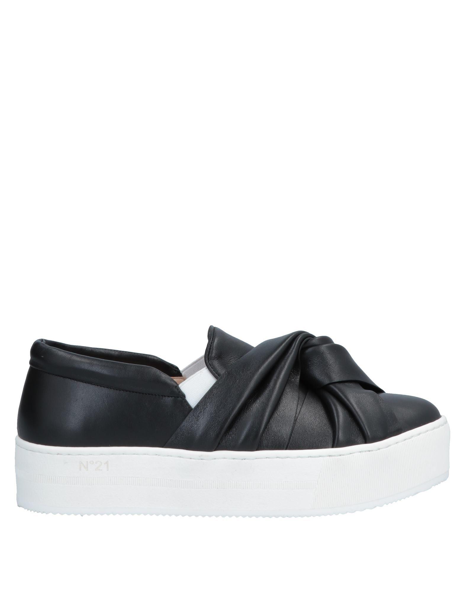 N°21 Низкие кеды и кроссовки