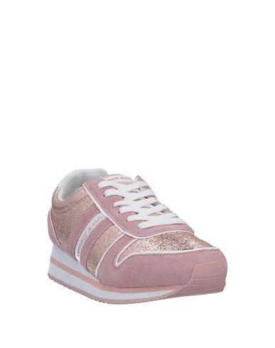 Фото 2 - Низкие кеды и кроссовки цвет телесный