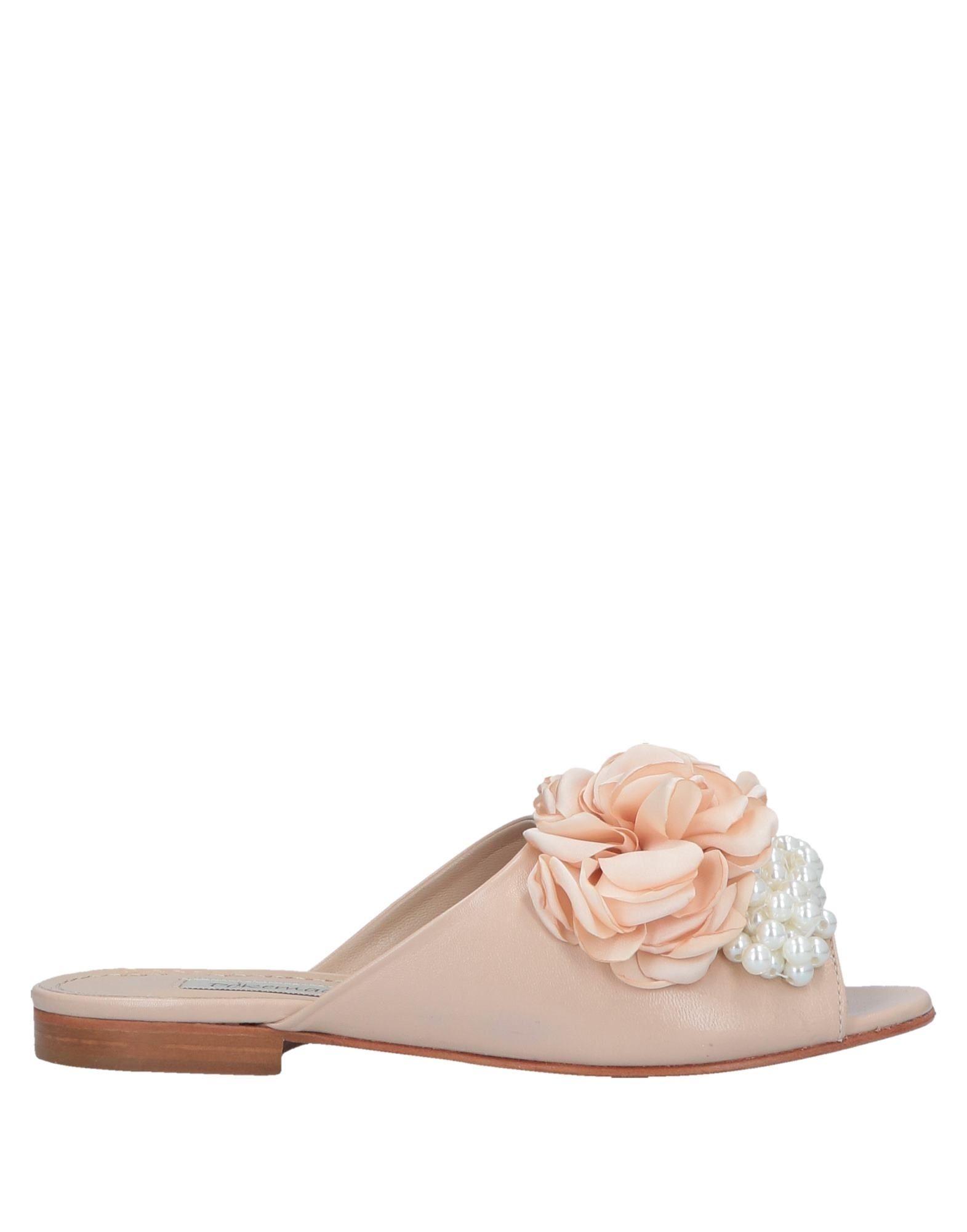 Pokemaoke Sandals In Pale Pink