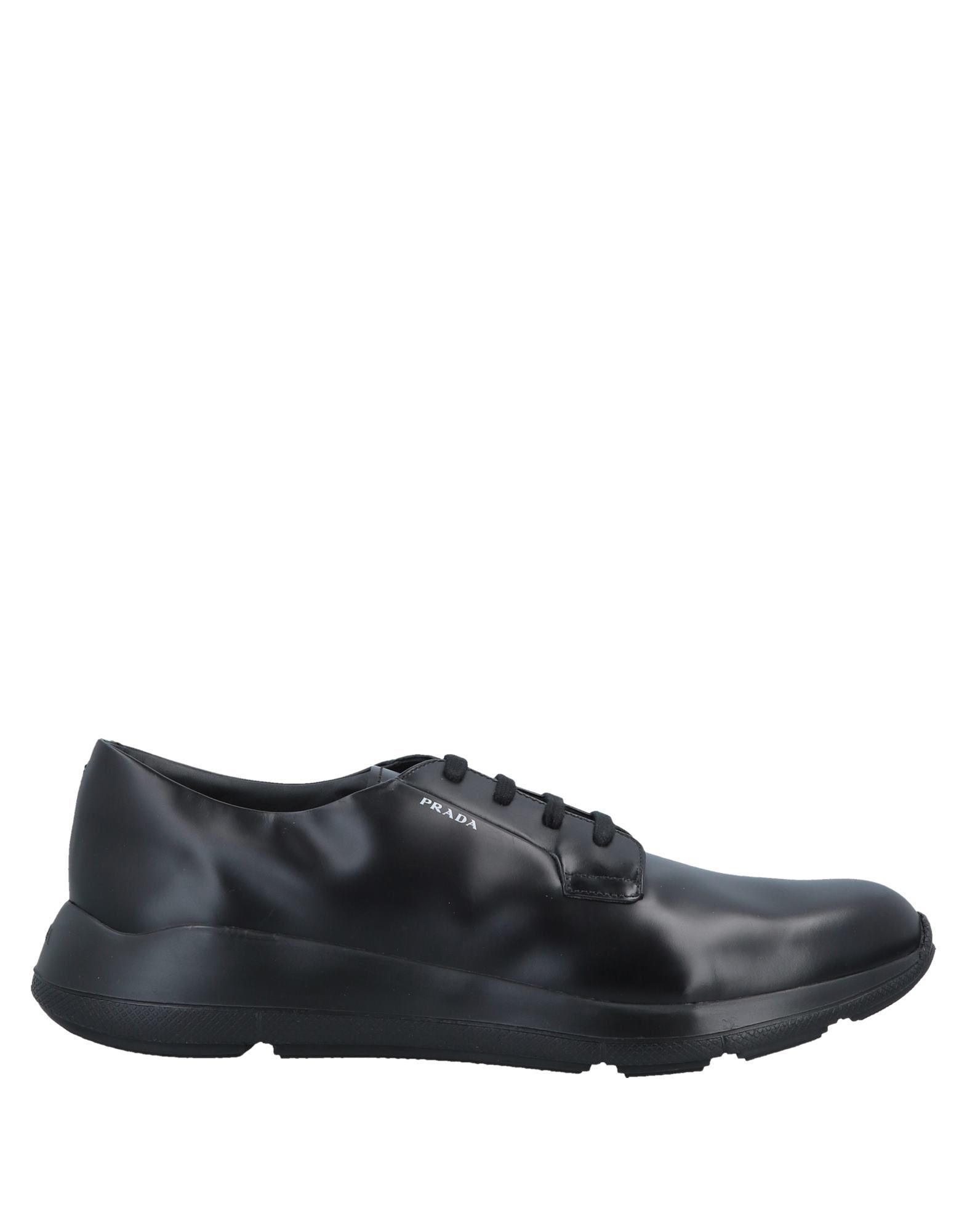 PRADA SPORT Обувь на шнурках