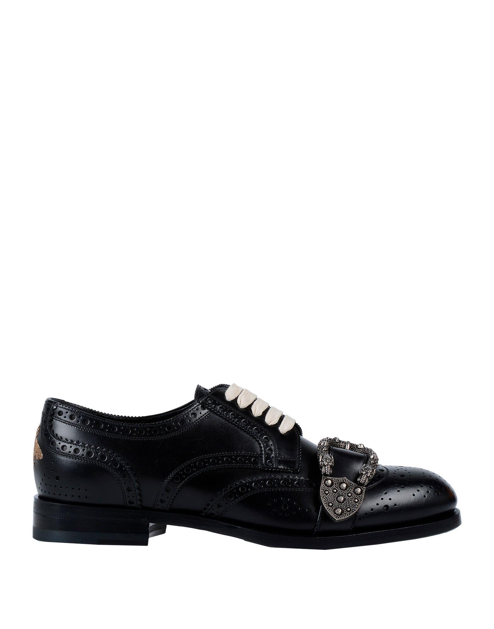 GUCCI Обувь на шнурках