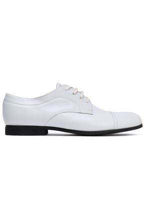 edca105b38c70 JIL SANDER NAVY Leather brogues