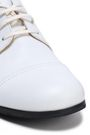 JIL SANDER NAVY Leather brogues
