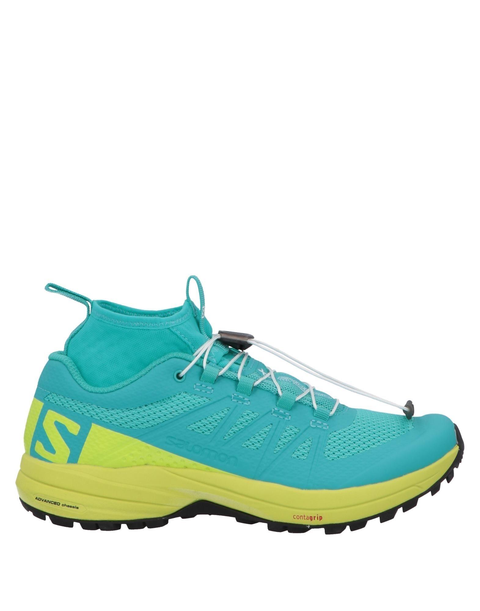 SALOMON Высокие кеды и кроссовки кроссовки salomon salomon sa007amprw76