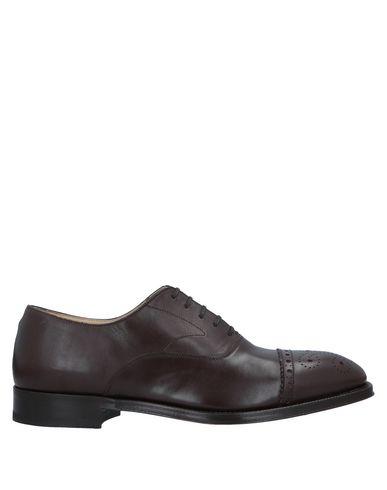 Фото - Обувь на шнурках от ERVHE ODBAS темно-коричневого цвета