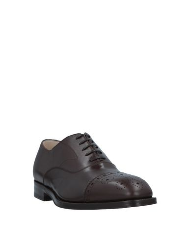 Фото 2 - Обувь на шнурках от ERVHE ODBAS темно-коричневого цвета