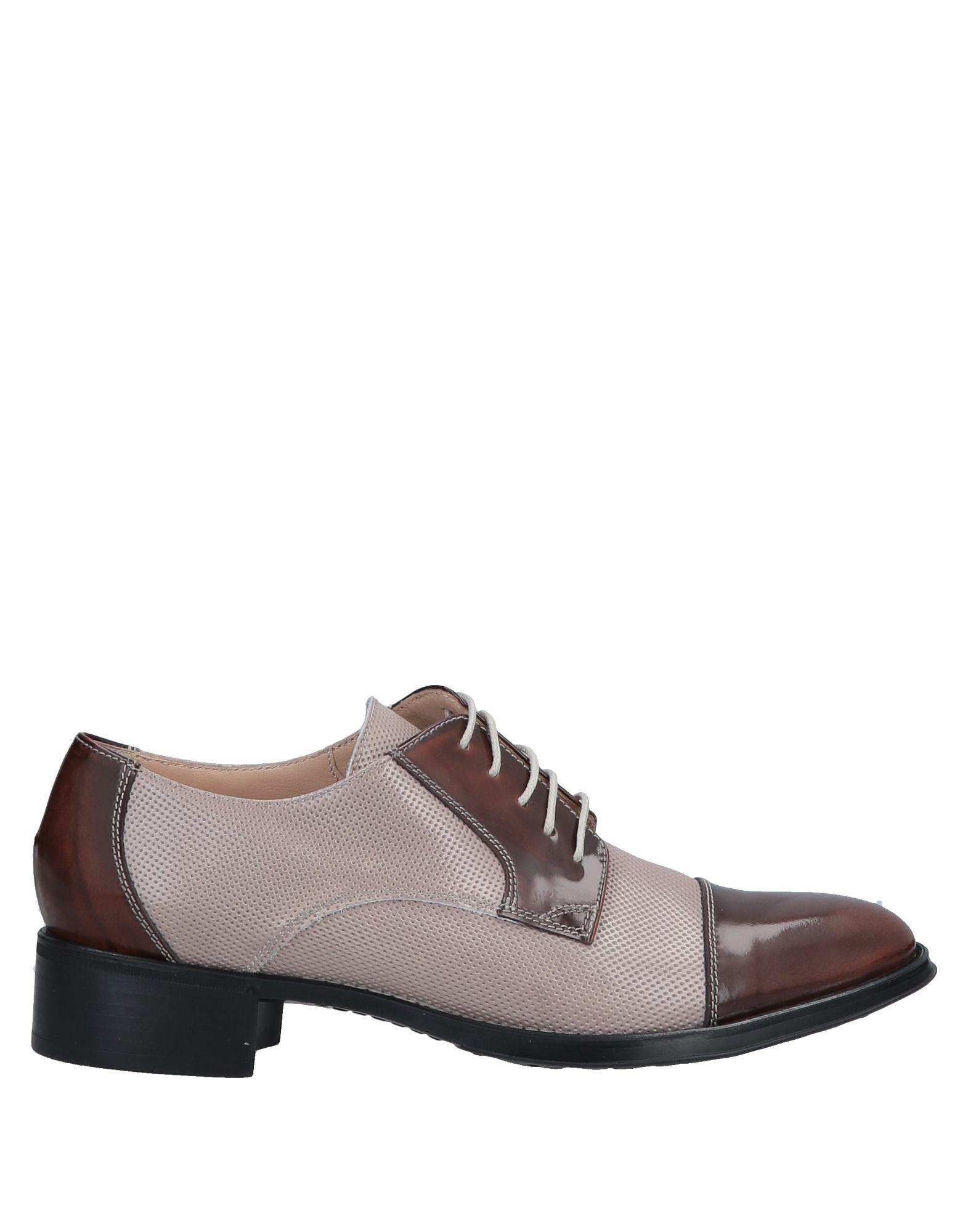 F.LLI BRUGLIA Обувь на шнурках цены онлайн
