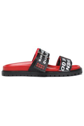 JOSHUA*S Printed stretch slides