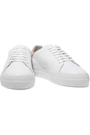 AXEL ARIGATO Clean 360 leather platform sneakers