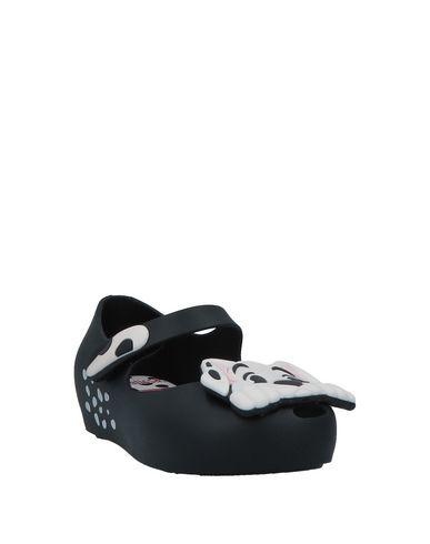 Фото 2 - Сандалии от MINI MELISSA черного цвета