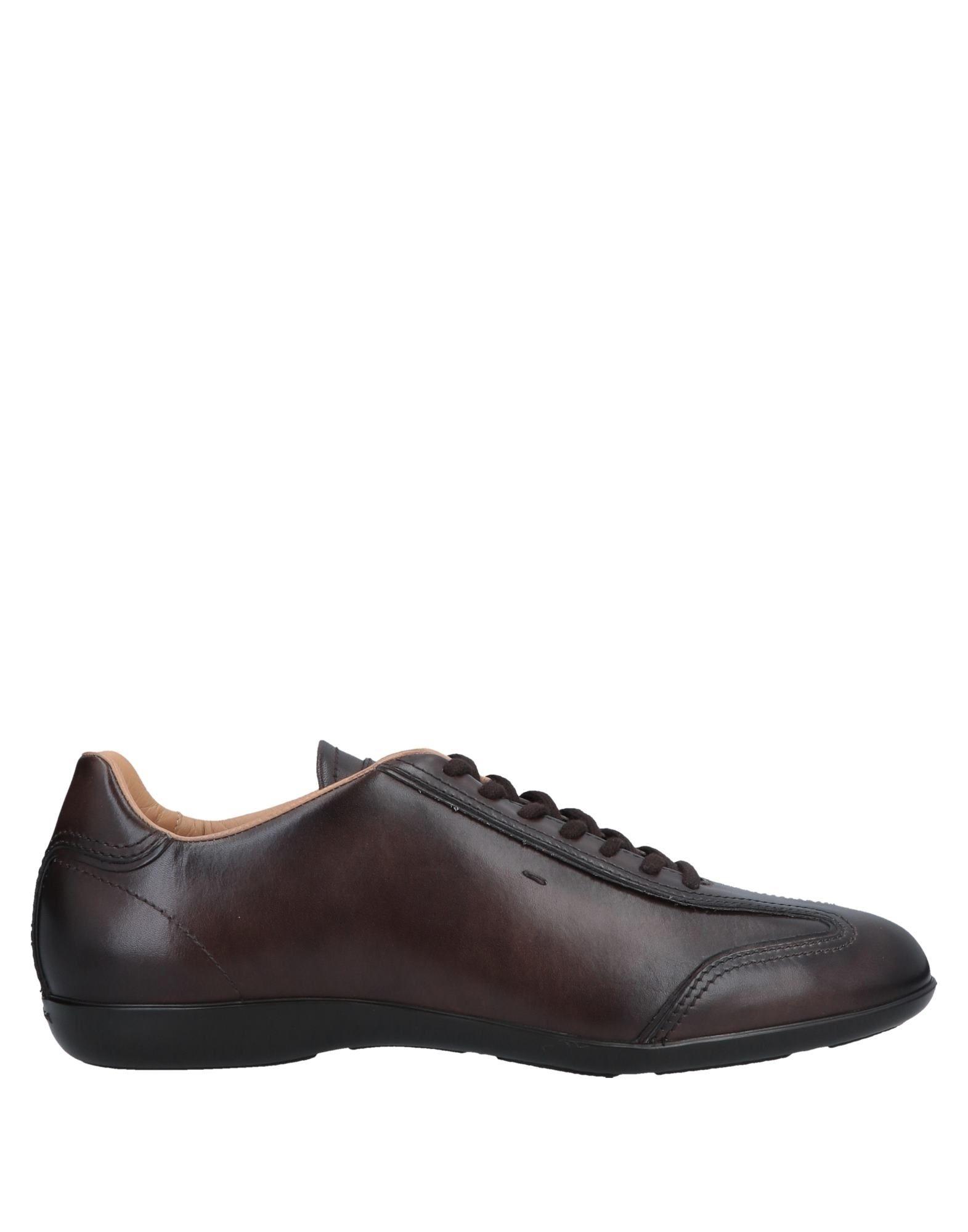 SANTONI Низкие кеды и кроссовки santoni низкие кеды и кроссовки
