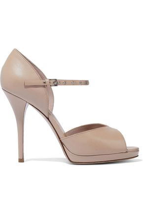 VALENTINO GARAVANI Leather pumps