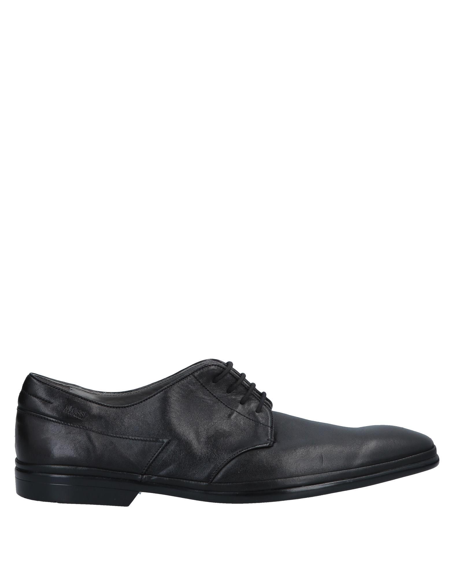 Фото - BOSS BLACK Обувь на шнурках обувь на высокой платформе dkny