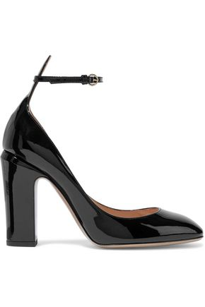VALENTINO GARAVANI Tango patent-leather pumps