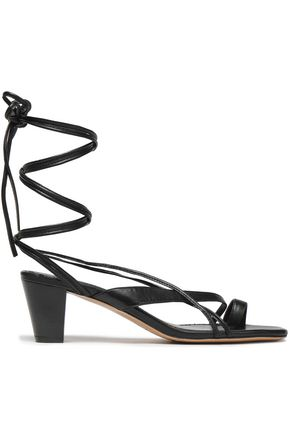 MAJE Leather sandals